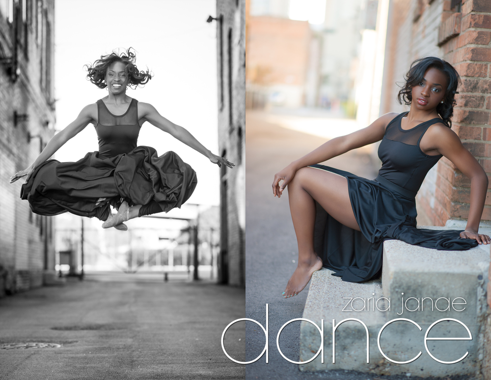 Zaria JaNae Dance
