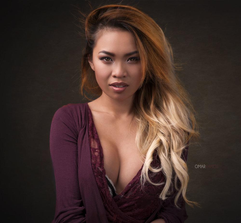 "May 2016 ""Model Kristi Le"""