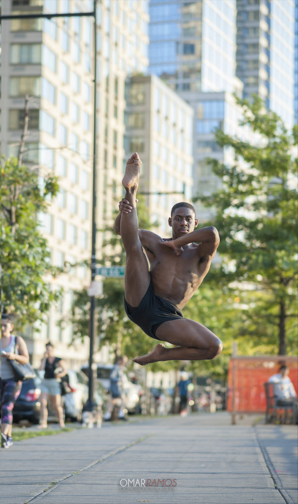"September 2016 ""Julliard"" Dancer Jared Brown"