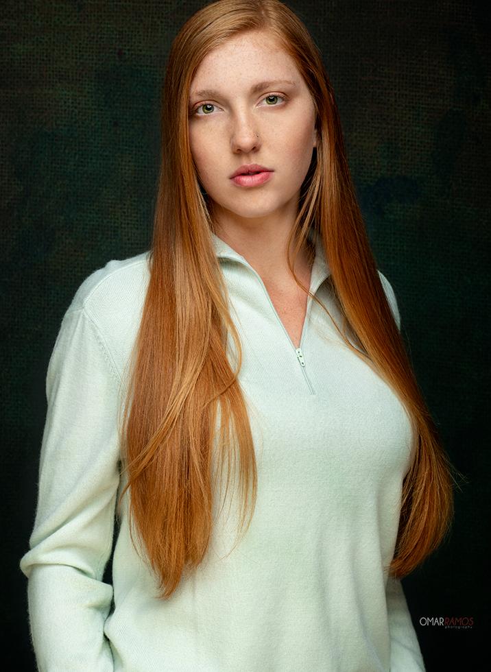 Model Lisa Anne Clark
