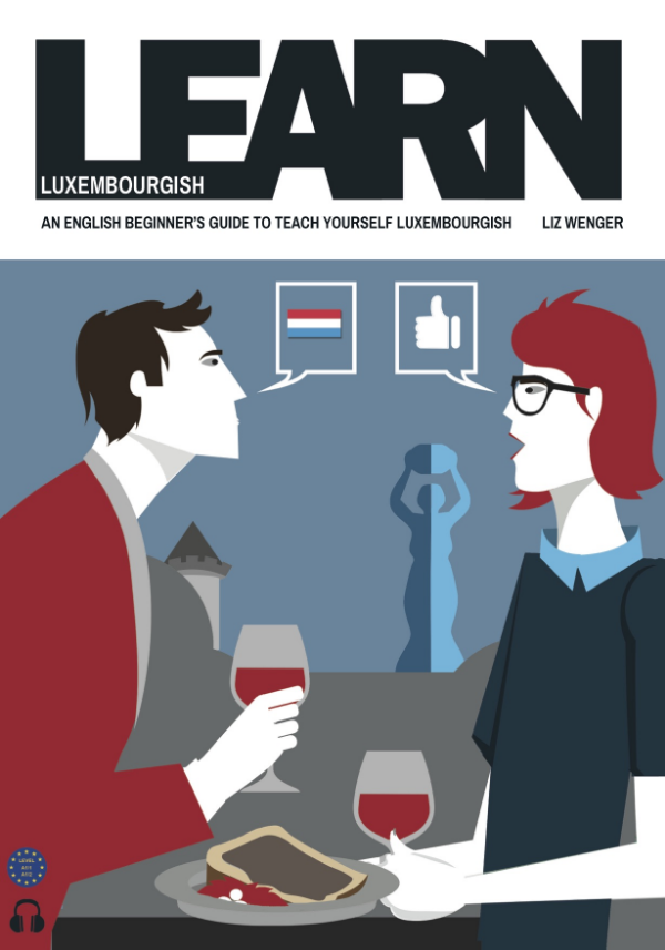 Learn Luxembourgish cover