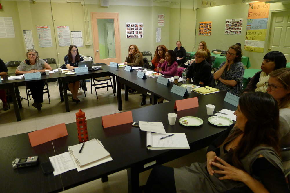 On Oct 23, Find & Seek, WE-Endeavor and the National Institute for Student-Centered Education hosted a meeting for educators from Red Hook and beyond.