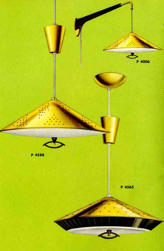 Retro Retractable Lighting Fixtures