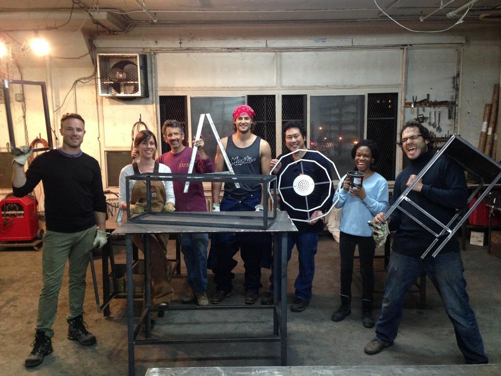 Welding Classes NYC — Custom Metal Work and Welding Classes in New ...