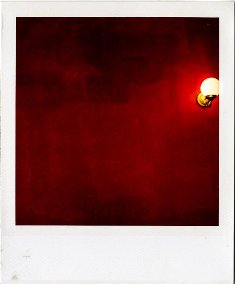 Red Room, Photo by Joshua Sariñana