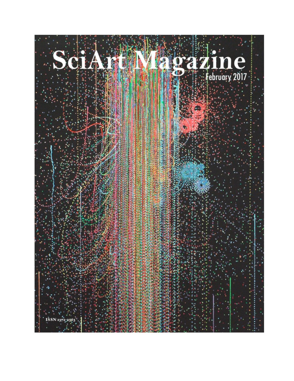SciArt Magazine - February Issue, 2017