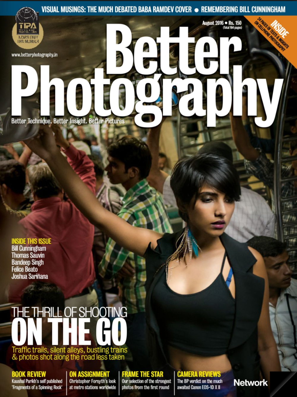 Better Photography - August Issue, 2016
