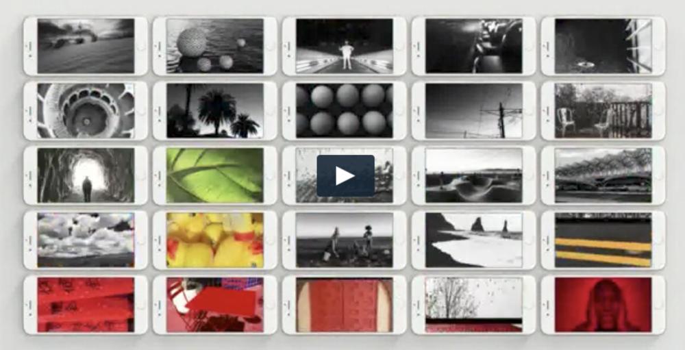 Apple iPhone Ad -
