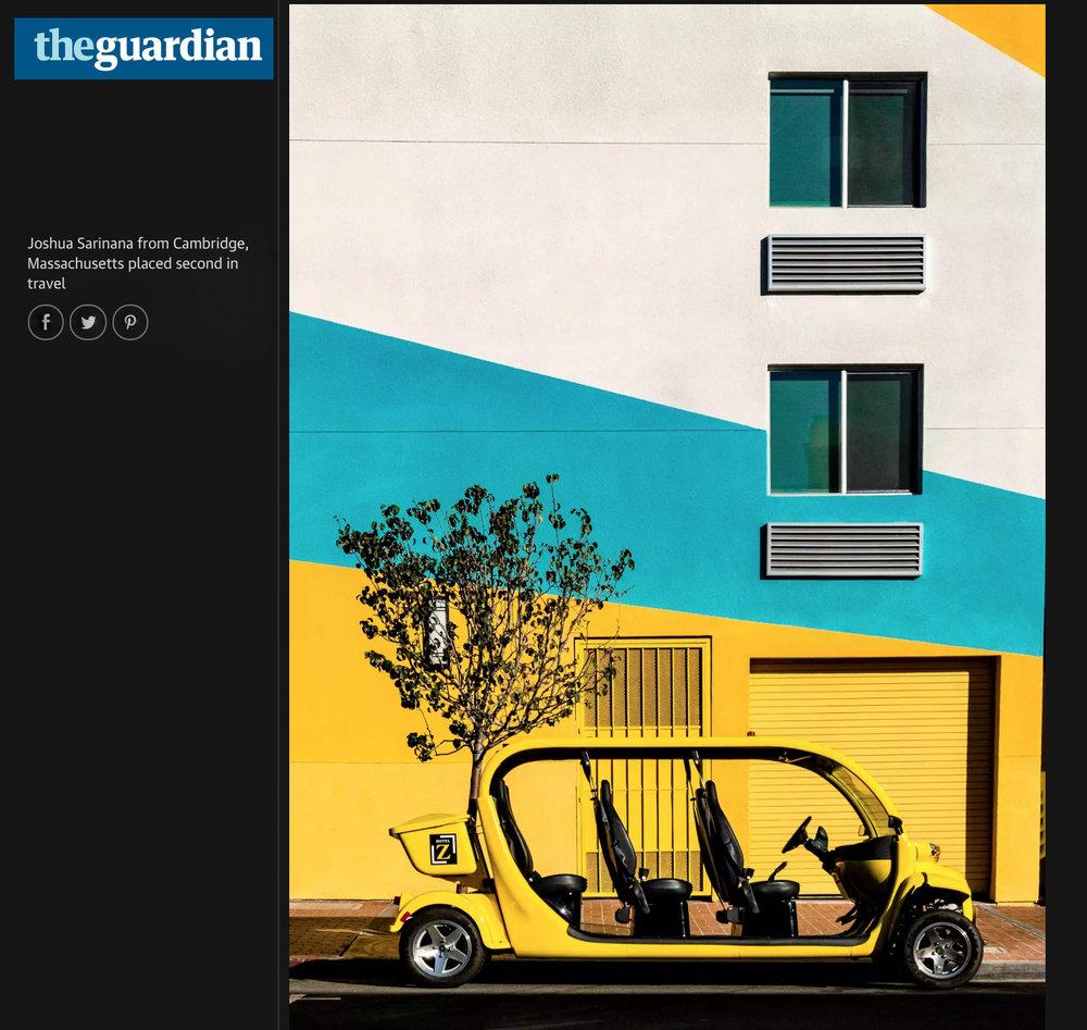 The Guardian - 2017 iPhone Photography Awards