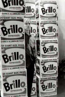 Andy Warhol – Brillo Boxes