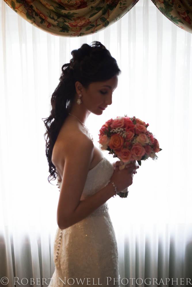 bride Prince of Wales Hotel