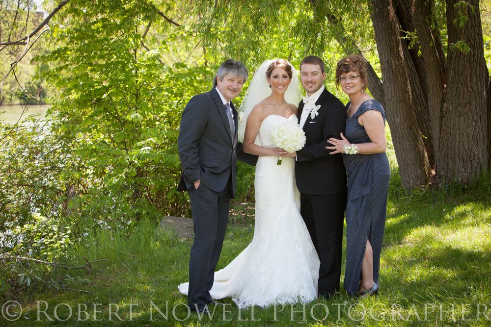strapless wedding dress Niagara