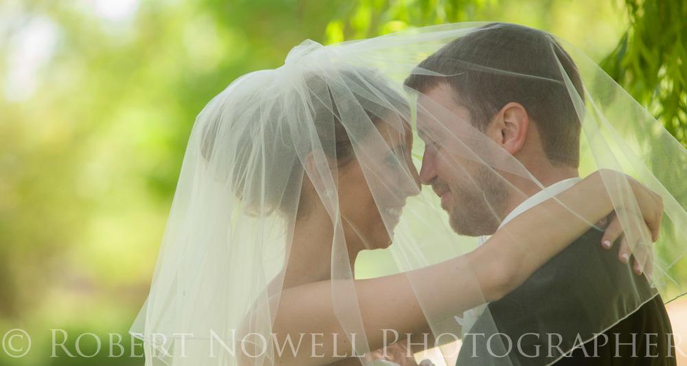 wedding veil Niagara photography