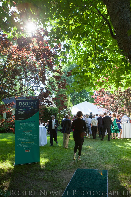 Niagara on the Lake, event, garden, NSO