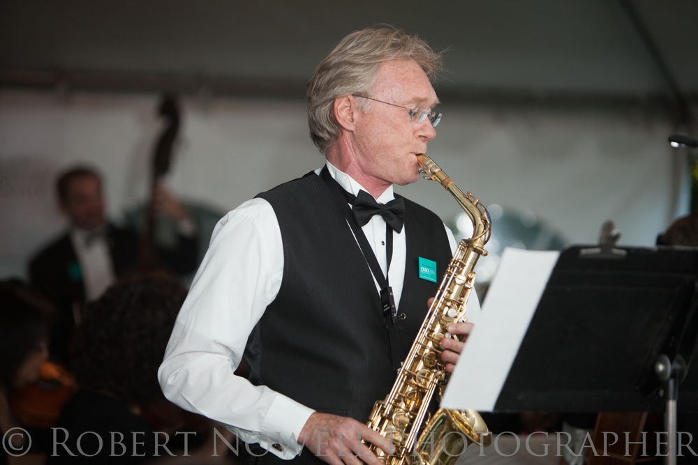 Soloist Doug Miller
