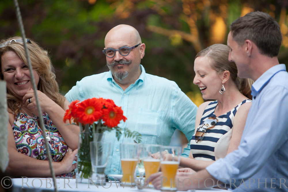 Massimo Capra and friends.