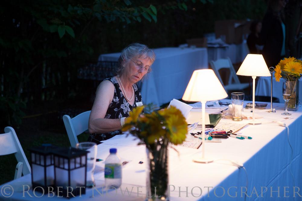 tireless volunteers made the evening a huge success