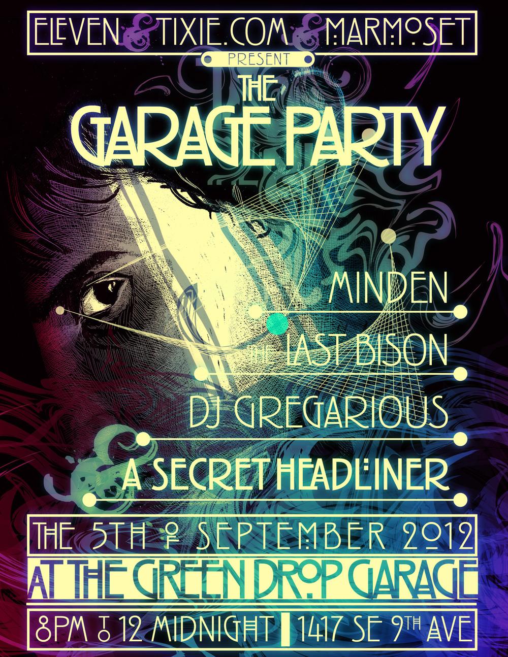 Secret MFNW Party