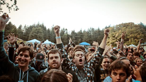 doe bay festival
