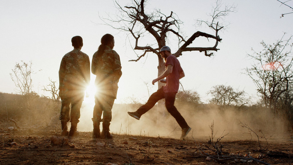 Me kicking up dust in South Africa.jpg