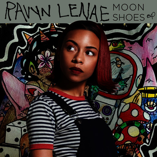 Moon Shoes EP by Ravyn Lenae.jpg