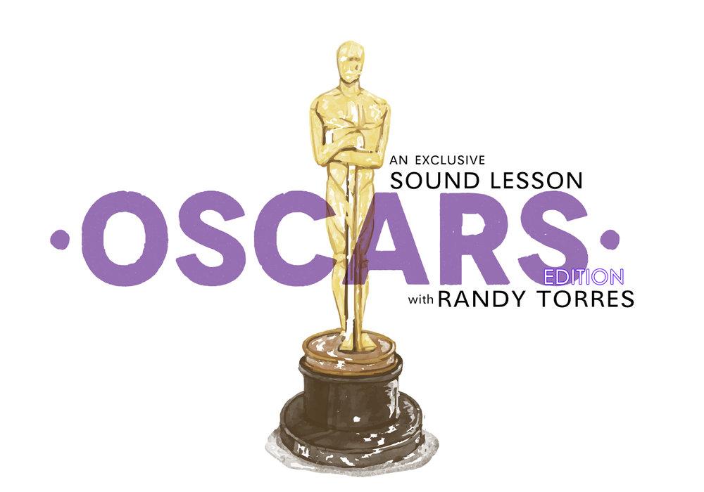 Randy Torres Oscars Marmoset