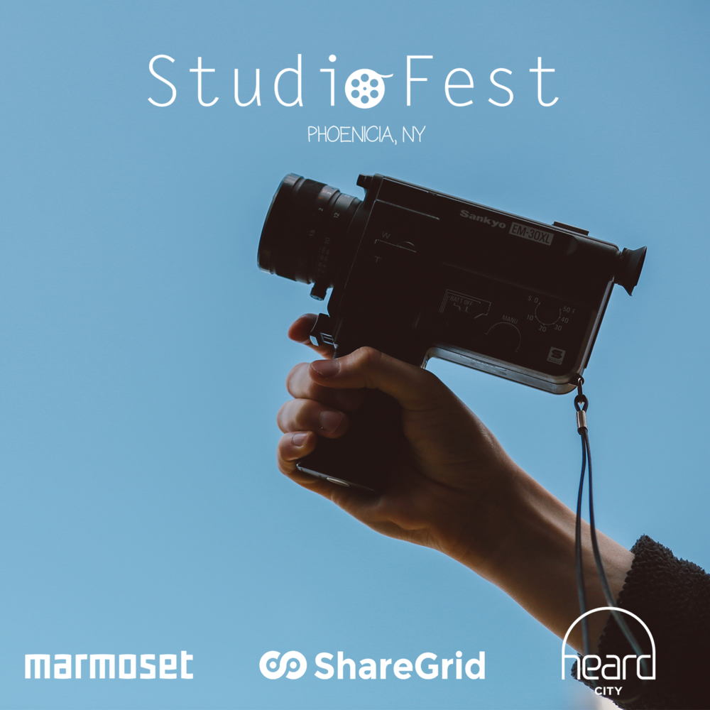 Marmoset StudioFest Sponsorship Filmmakers Music