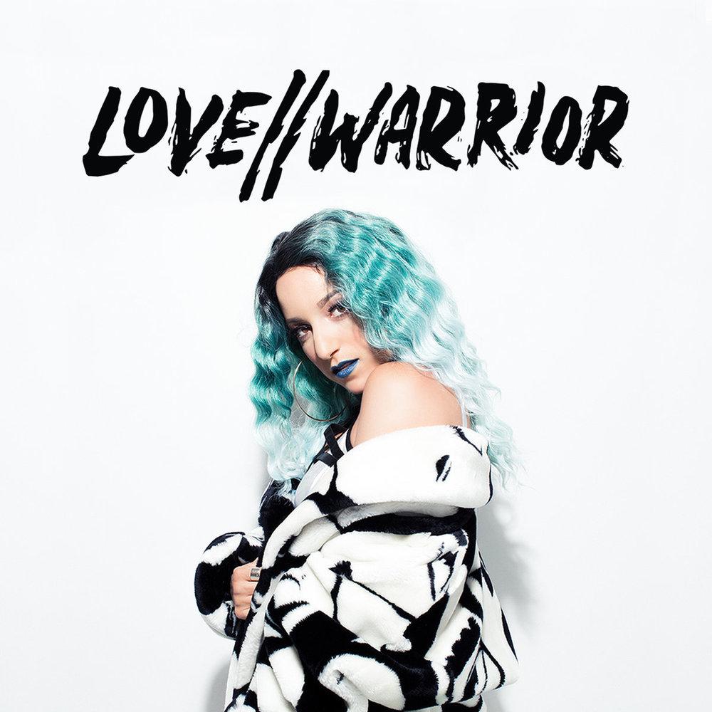 LoveWarrior Frankie Simone Marmoset Music.jpg