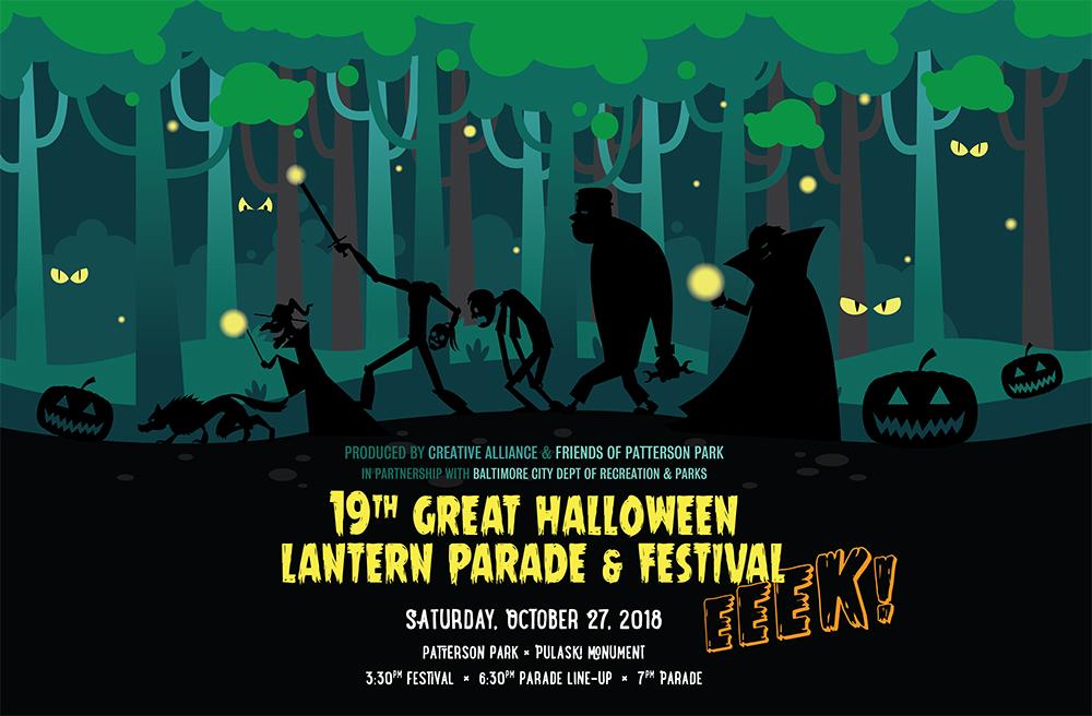 19th Great Halloween Lantern Parade & Festival