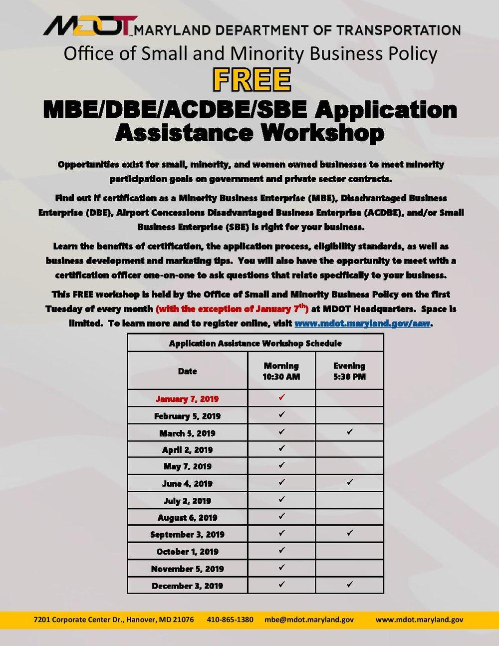 2019 MDOT Certification Workshop Schedule Flier-page-001.jpg