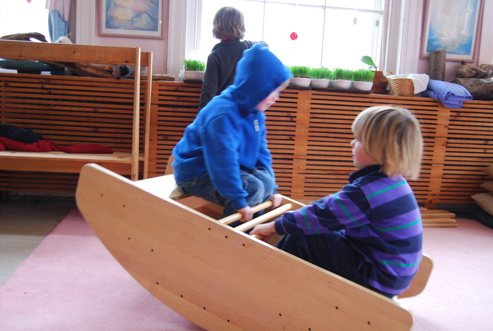 play based nursery school