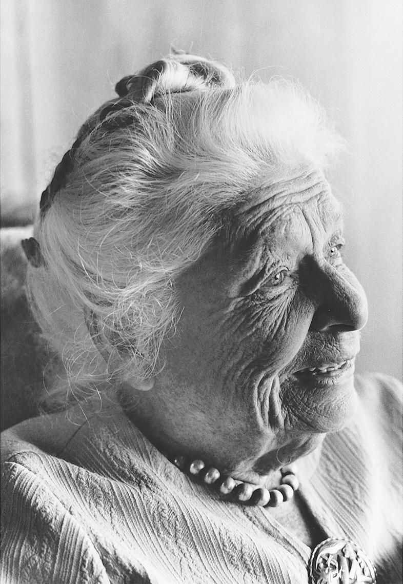 Dr. Ida Pauline Rolf
