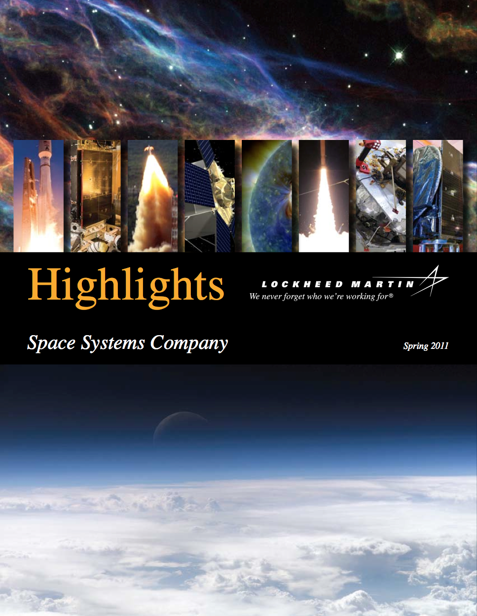 2011 edition of the annual publications called Highlights.