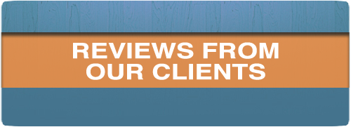 reviews from clients call to action