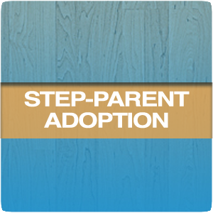 step parent adoption icon