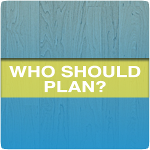 Who Should Plan icon