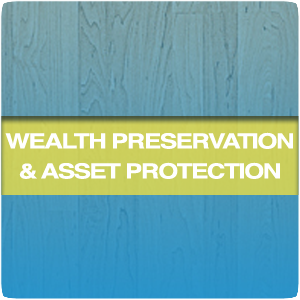 wealth preservation icon