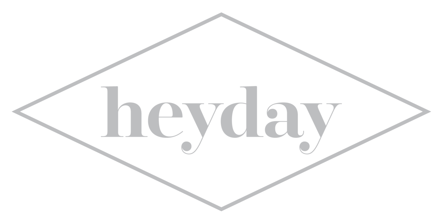 Design Services & Letterpress Printing | Heyday Printing Co.