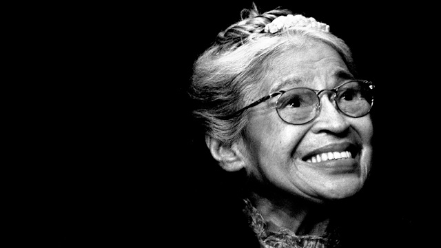 Photo credit: The Rosa Parks Archive
