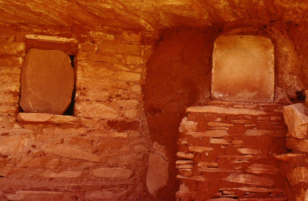 Blocked Passage | Bears Ears National Monument