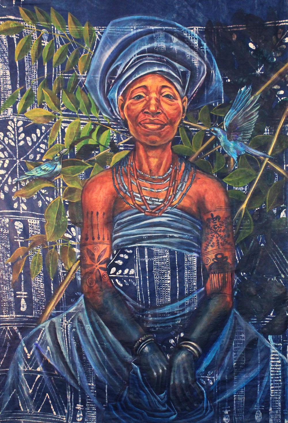 Iya Mapo  by Stephen Hamilton