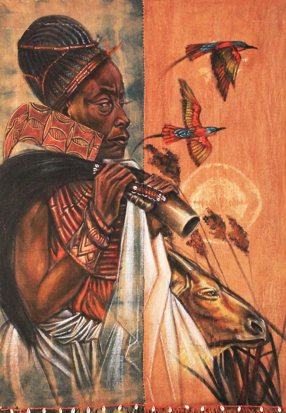 Iya Oya by Stephen Hamilton