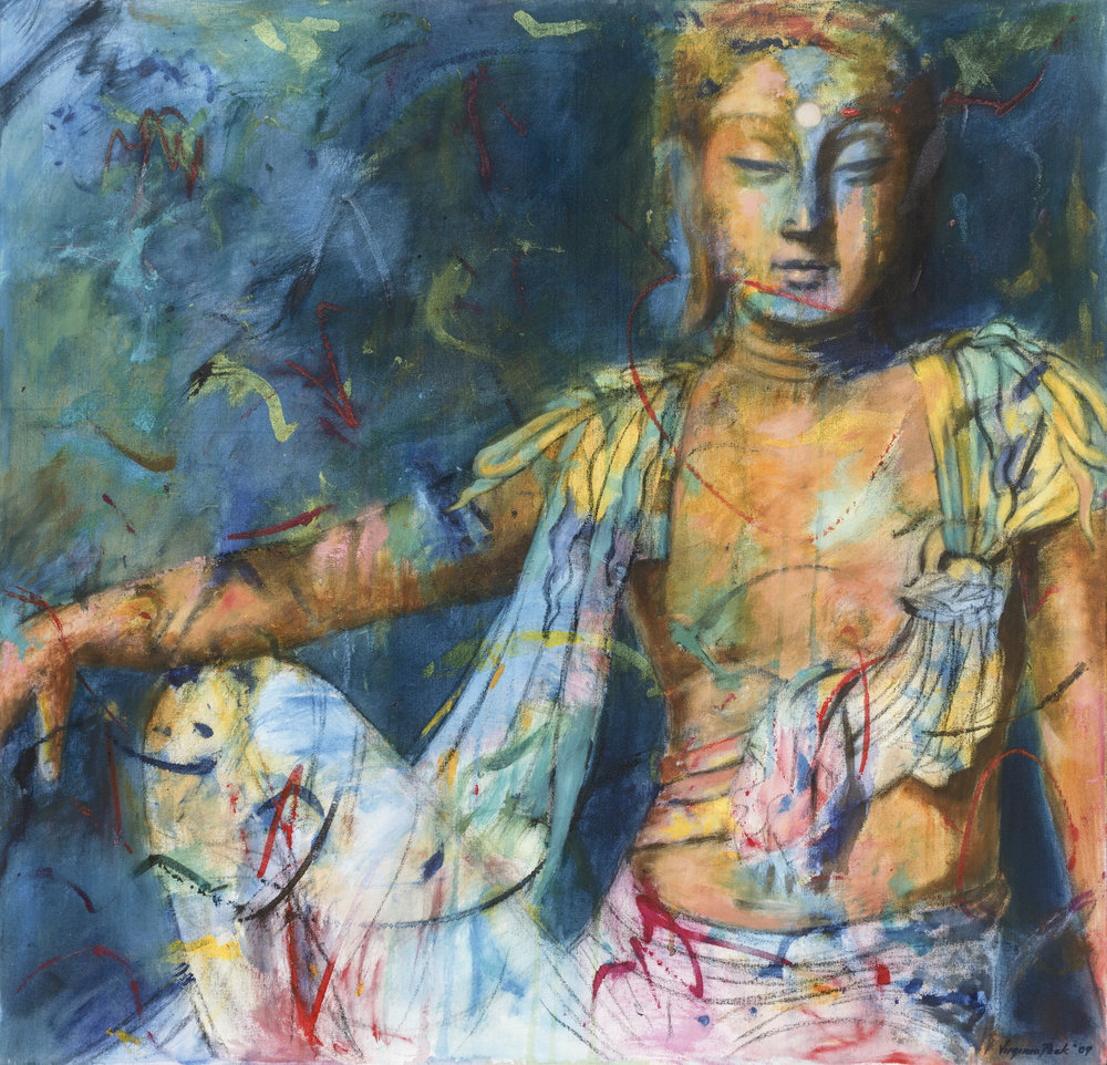 Peck_Virgina_Spirit_Guide_2009_32x34_acrylic_on_canvas.jpg