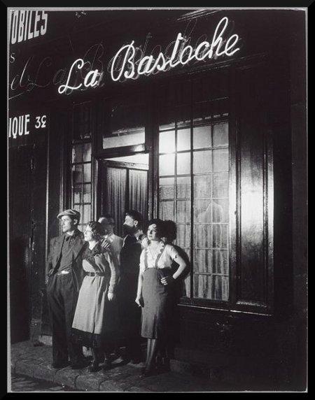 'La Bastoche', Rue de Lappe, c. 1932