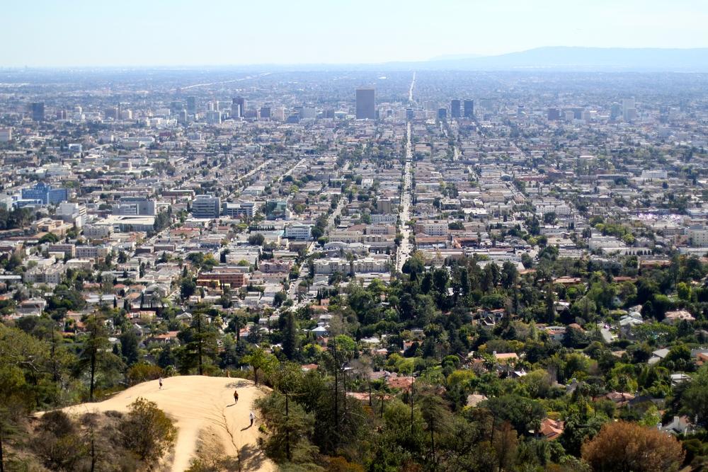 LA city view.JPG