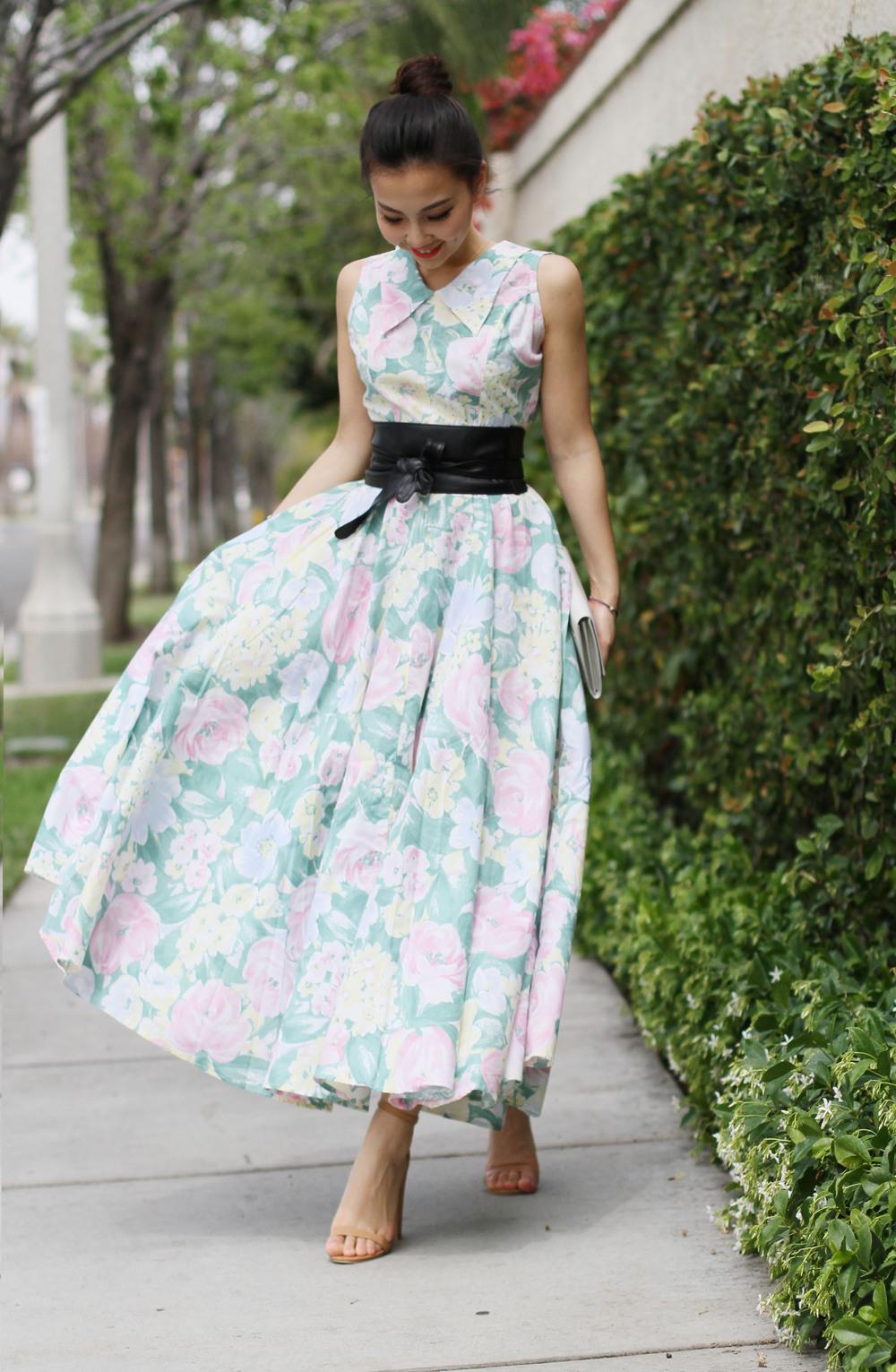 Vintage Floral Dress.jpg