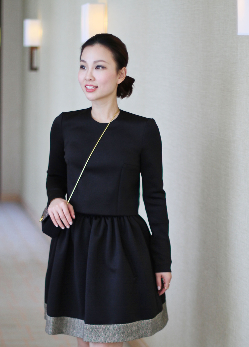 OnePointSix New York top and trimmed skirt.jpg