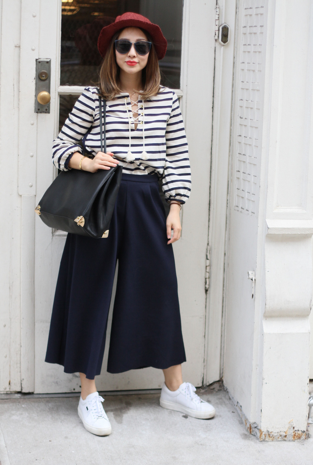 STRIPE and wide leg culottes OUTFIT IDEA.jpg