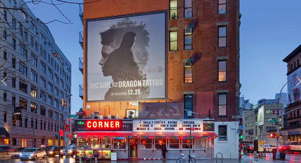 photo credit to La Esquina, NYC