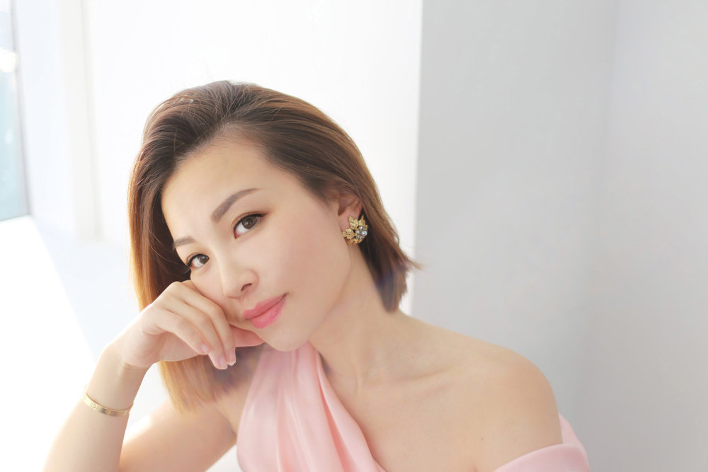 maggie wu lousie cllip on earrings.JPG